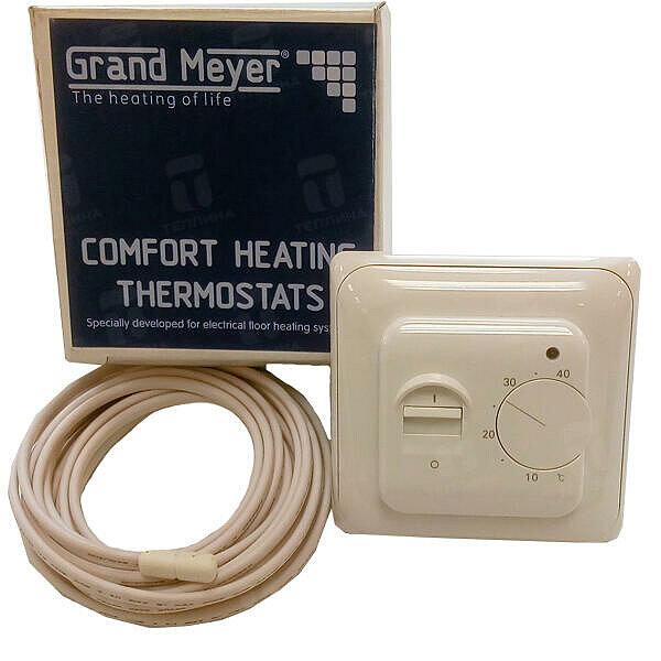 Терморегулятор GRAND MEYER MST-2 для легкого управления теплом!
